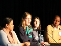Ashoo Anand, Gabrielle Foss, Becca Cambridge and Mark Yearwood