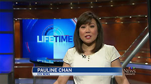 Pauline Chan on CTV